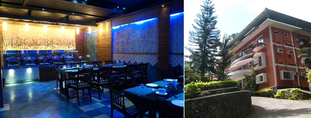 Forest Haven Resort- Restaurant,Munnar